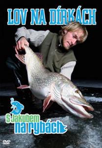 Obrázok S Jakubem na rybách Lov na dírkách