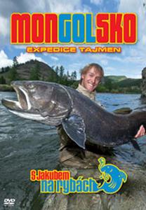 Obrázok S Jakubem na rybách Mongolsko Expedice tajmen
