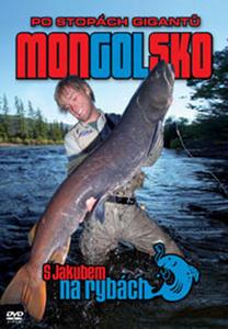 Obrázok S Jakubem na rybách Mongolsko Po stopách gigantů