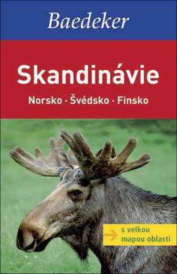 Skandinávie Norsko Švédsko Finsko