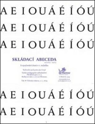 Obrázok Skládací abeceda