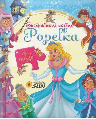 Obrázok Skládačková knížka Popelka