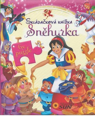 Obrázok Skládačková knížka Sněhurka