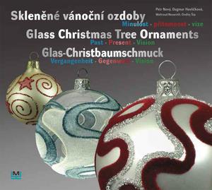 Obrázok Skleněné vánoční ozdoby Glass Christmas Tree Ornaments Glas-Christbaumschmuck