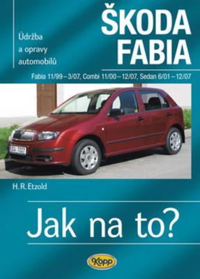 Obrázok Škoda Fabia 11/99 - 3/07
