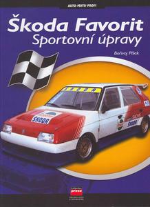 Obrázok Škoda Favorit Sportovní úpravy