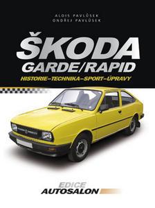 Obrázok Škoda Garde Rapid