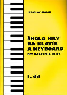 Obrázok Škola hry na klavír a keyboard 1.díl