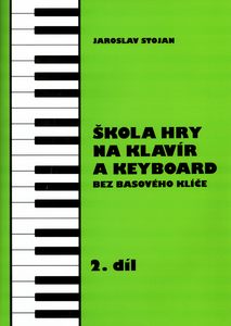 Obrázok Škola hry na klavír a keyboard 2.díl