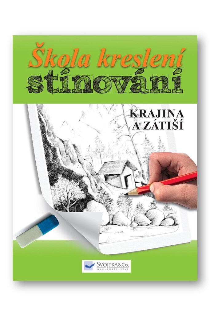 Škola kreslení stínování Krajina a zátiší