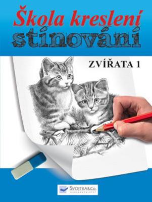 Obrázok Škola kreslení, stínování - zvířata 1