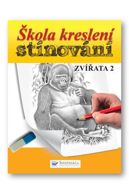 Obrázok Škola kreslení, stínování - zvířata 2