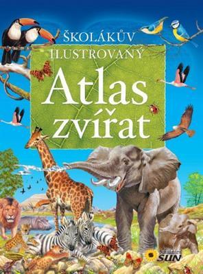 Obrázok Školákův ilustrovaný Atlas zvířat