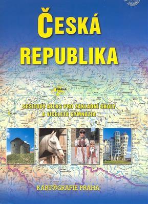 Obrázok Školní atlas České republiky