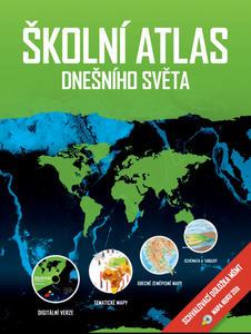 Obrázok Školní atlas dnešního světa