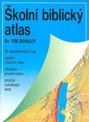 Obrázok Školní biblický atlas