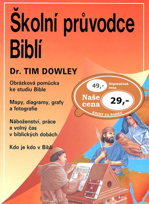 Obrázok Školní průvodce biblí