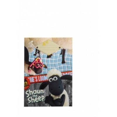 Obrázok Školní sešit Ovečka Shaun A5, 20 listů čtverečkovaný