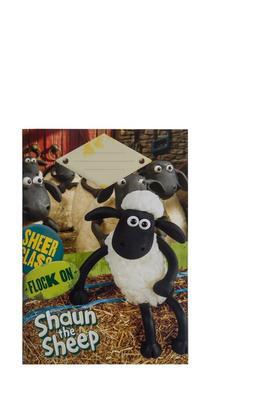 Obrázok Školní sešit Ovečka Shaun A5, 20 listů linkovaný
