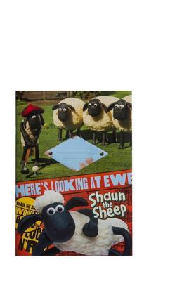 Obrázok Školní sešit Ovečka Shaun A5, 40 listů nelinkovaný