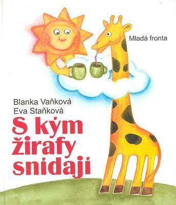 Obrázok S kým žirafy snídají
