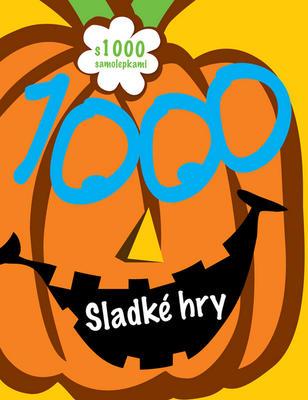 Obrázok Sladké hry s 1000 samolepkami