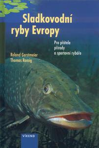 Obrázok Sladkovodní ryby Evropy