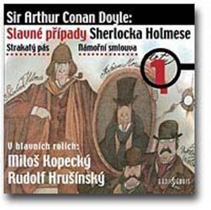 Obrázok Slavné případy Sherlocka Holmese 1
