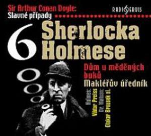 Obrázok Slavné případy Sherlocka Holmese 6