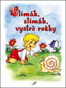 Obrázok Slimák, slimák vystrč rožky