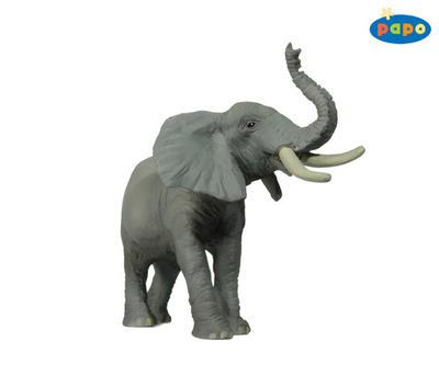 Obrázok Slon Africký troubící