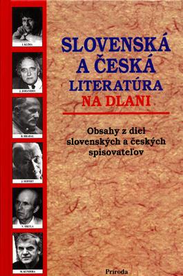 Obrázok Slovenská a česká literatúra na dlani SK