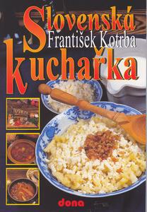 Obrázok Slovenská kuchařka