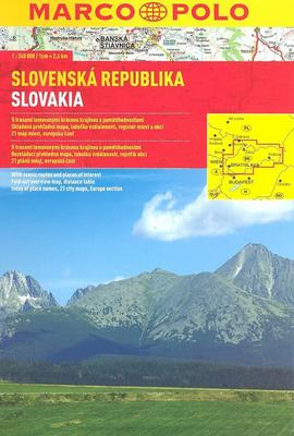 Obrázok Slovenská republika 1:240T