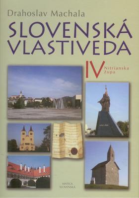 Obrázok Slovenská vlastiveda IV
