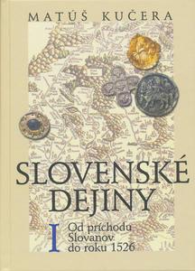 Obrázok Slovenské dejiny I