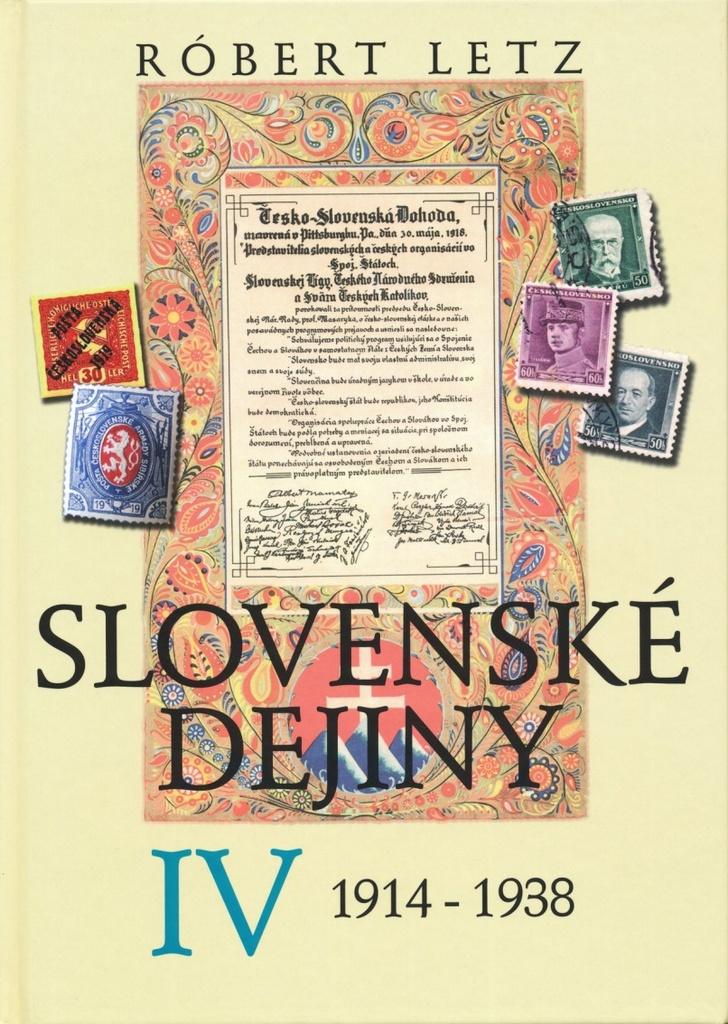 Slovenské dejiny IV - Róbert Letz
