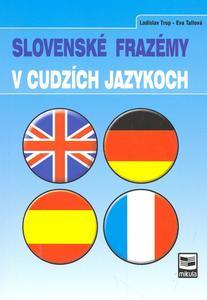 Obrázok Slovenské frazémy v cudzích jazykoch