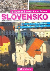 Obrázok Slovenské mestá z oblakov