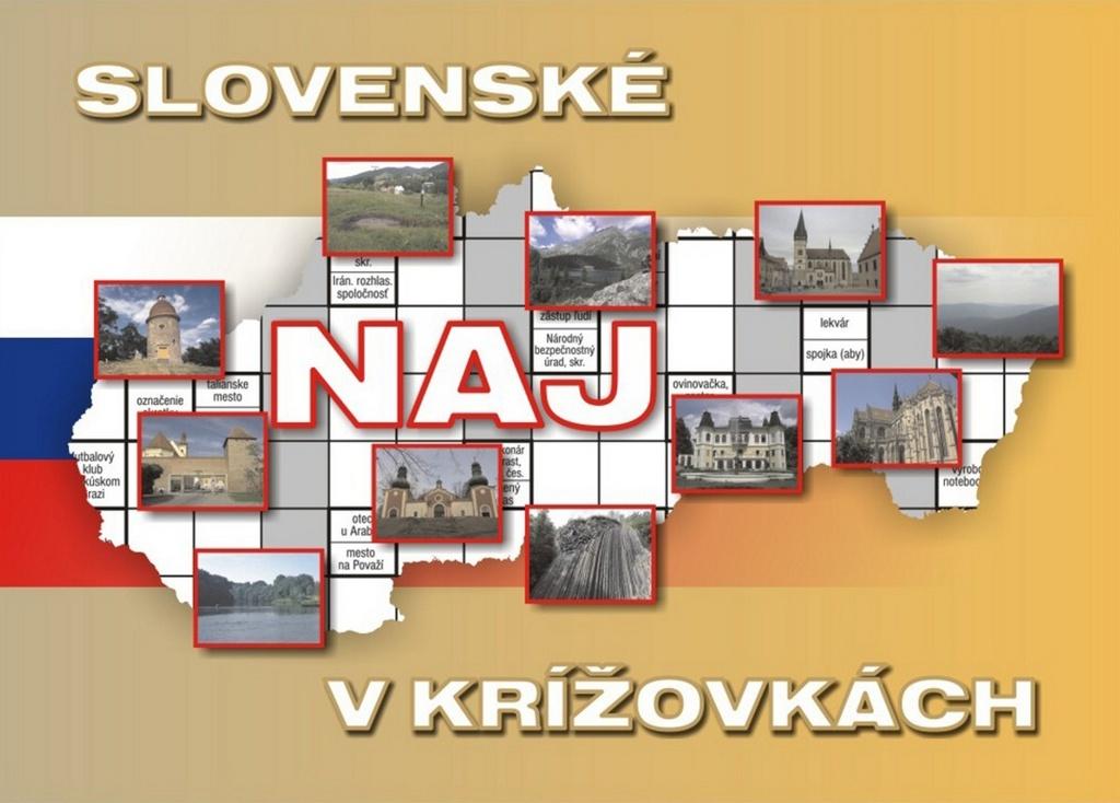 Slovenské naj v krížovkách