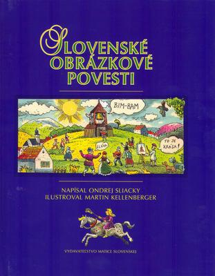 Obrázok Slovenské obrázkové povesti