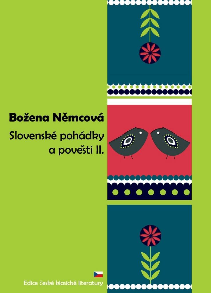 Slovenské pohádky a pověsti II. - Božena Němcová