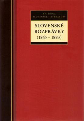 Obrázok Slovenské rozprávky (1845 - 1883)