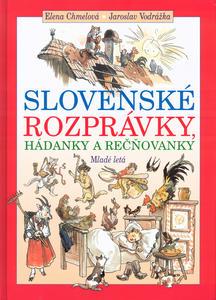 Obrázok Slovenske rozpravky, hádanky a rečňovanky