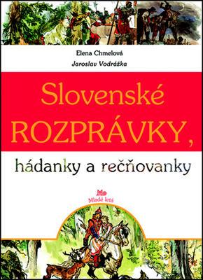 Obrázok Slovenské rozprávky, hádanky a rečňovanky