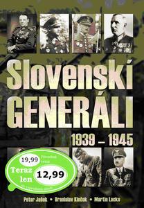 Obrázok Slovenskí generáli 1939 - 1945