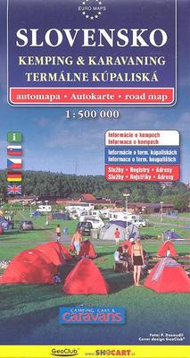 Obrázok Slovensko 1:500 000