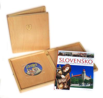Obrázok Slovensko Historické mestá Banská Štiavnica - perla slovenských miest