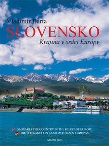 Obrázok Slovensko Krajina v srdci Európy