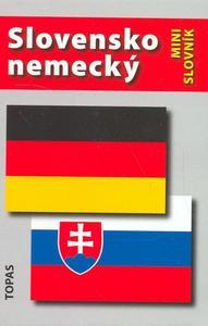 Obrázok Slovensko-nemecký a nemecko-slovenský minislovník
